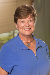 University of Oregon College of Education Advisory Council Member Anita Haley
