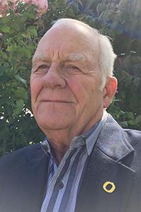 University of Oregon College of Education Advisory Council Member Dick Darst