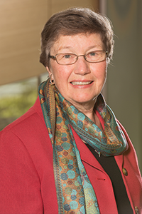 University of Oregon College of Education Advisory Council Member Lois Rawers