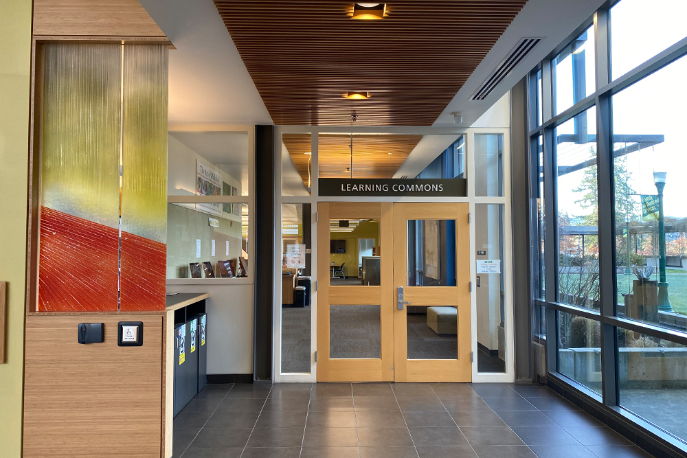 HEDCO Learning Commons Area